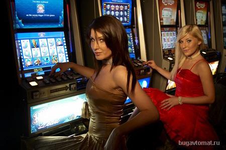 Гра в автомати Вікторіус